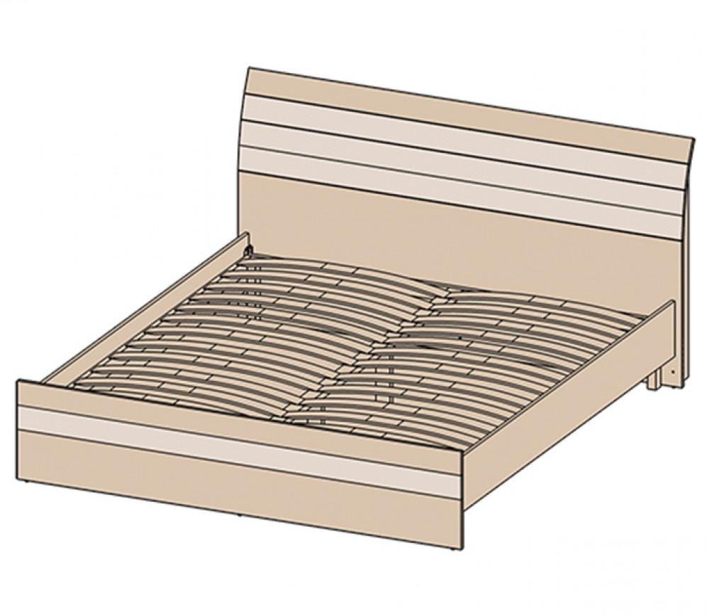 Кровать КЛ-001 (180)