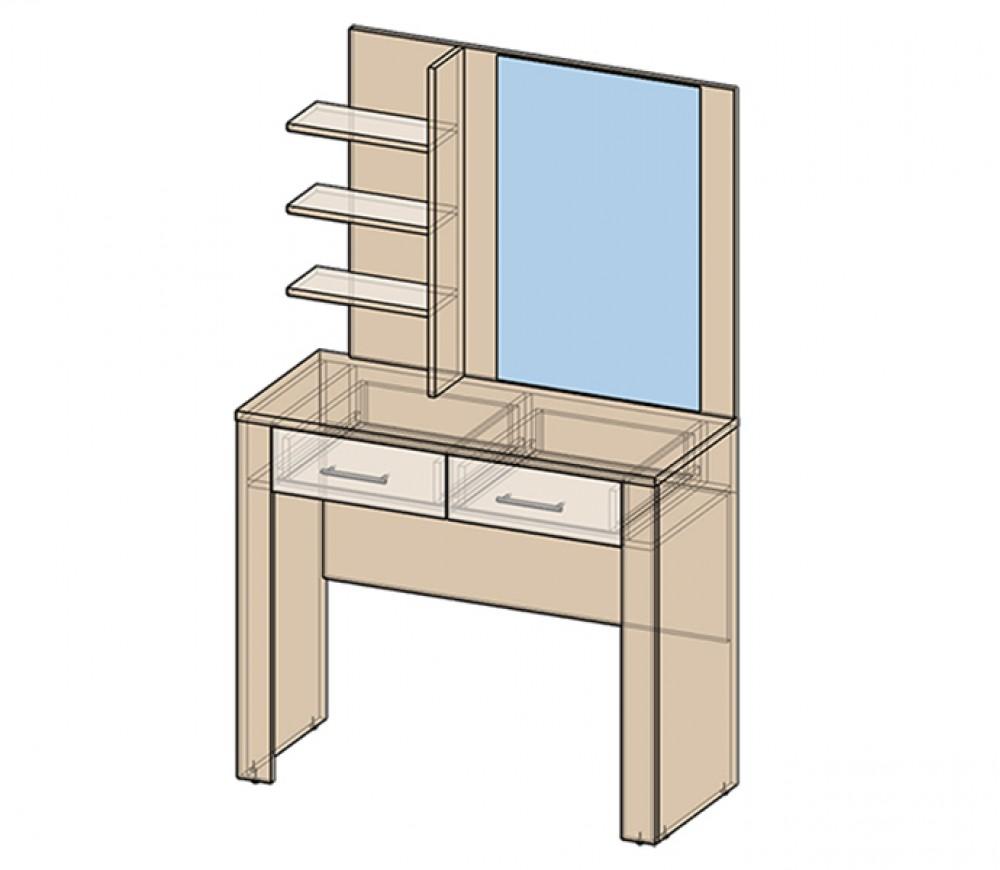Стол туалетный КЛ-016