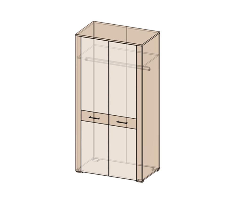 Шкаф для одежды КЛ-003