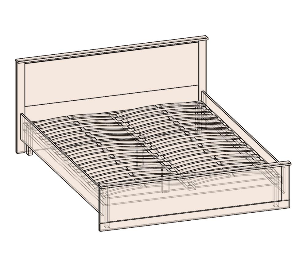 Кровать ЛМ-К160