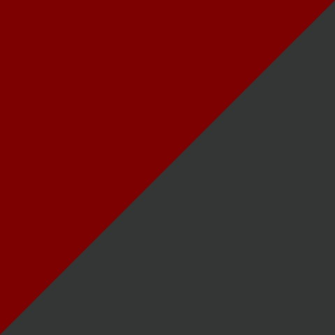 Антрацит/Красный