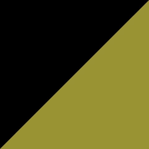 Черный/Оливковый