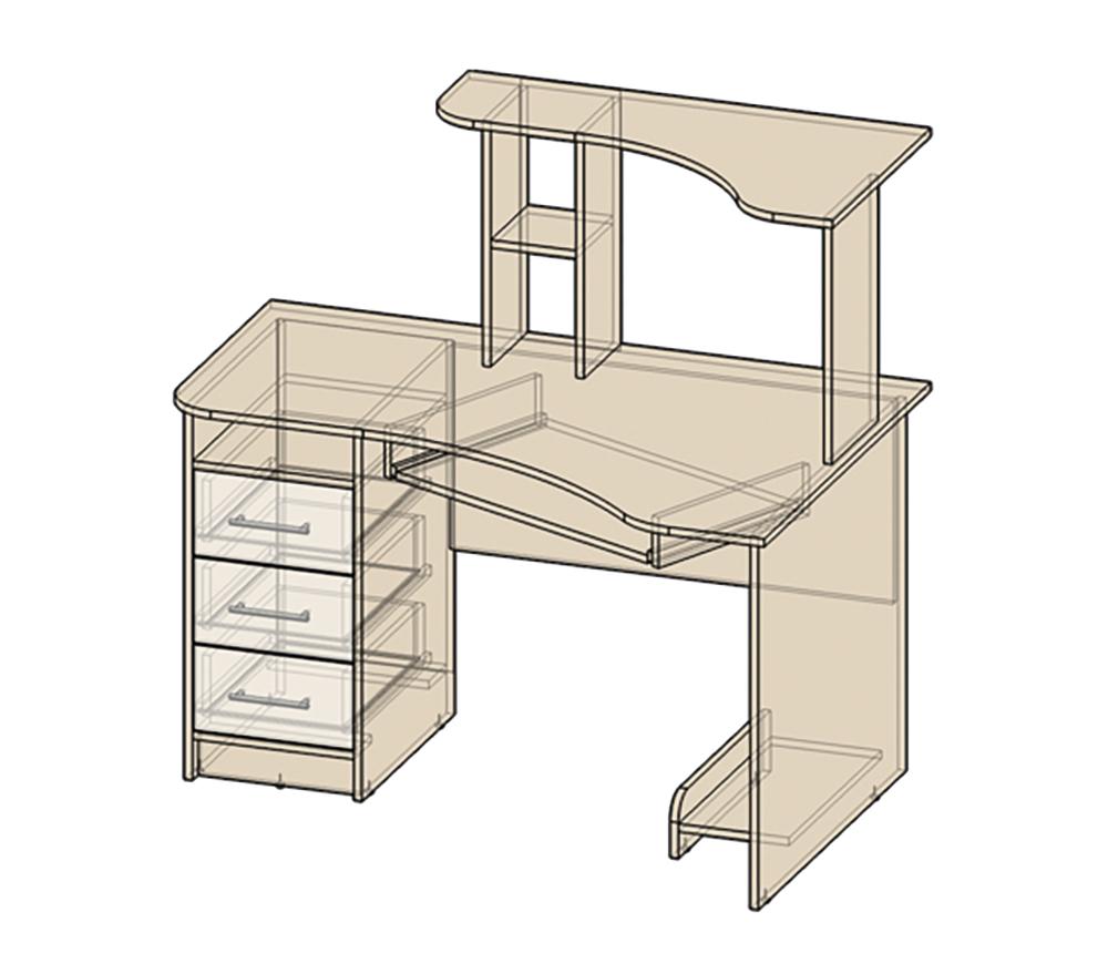 Стол компьютерный СК-003